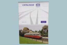 REE Modèles - CATALOGUE 2020 Trains HO 115 Pages Neuf HO 1/87 - Libros Y Revistas