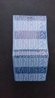 Boîte D'allumettes Gauloises - Boites D'allumettes