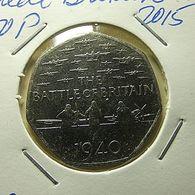 Great Britain 50 Pence 2015 - 1971-…: Dezimalwährungen