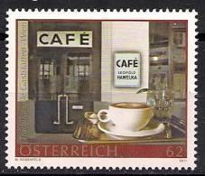 2011 Österreich  Austria Mi. 2918**MNH  CAFE Leopold Hawelka - 1945-.... 2de Republiek