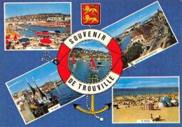 Trouville (14) - Souvenir - Multivues - Trouville