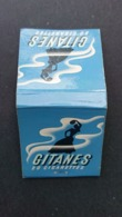 Boîte D'allumettes Gitanes - Boites D'allumettes