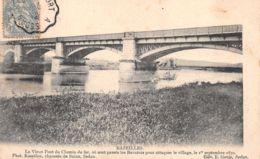 Bazeilles (08) - Le Vieux Pont Du Chemin De Fer - France