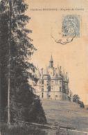 Cubry (25) - Château De Bournel - Façade De Cubry - France