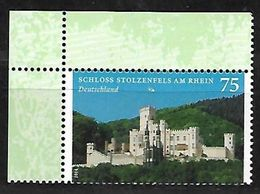 2014Germany3049Architecture - Unused Stamps