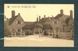 KNOKKE: Villa Maeger Scorre, Niet Gelopen Postkaart  (GA12945) - Knokke
