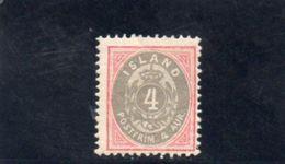 ISLANDE 1900-2 * - Nuevos