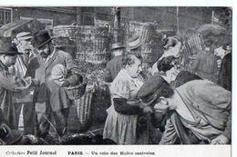 PARIS - Un Coin Des Halles Centrales - Piazze Di Mercato