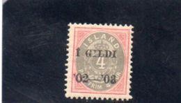ISLANDE 1902 * - Nuevos