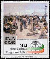 ITALIE MEI-Musée Nation.Emigration 1v Neuf ** MNH - 2011-...: Neufs