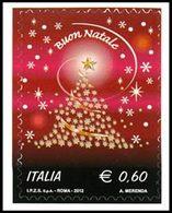 ITALIE Noël 1012 (Etoiles) 1v Neuf ** MNH - 6. 1946-.. Republic