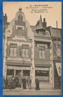 CPA 59 HAUBOURDIN - Hôtel Restaurant - Café Du Centre - REVEILLON-FRULEUX - Haubourdin