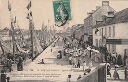 14 Port En Bessin Huppain. Quai Felix Faure - Port-en-Bessin-Huppain