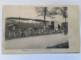 Train Renard  à Rolampont - Chaumont