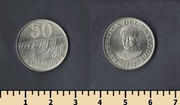 Paraguay 50 Guarani 1992 - Paraguay