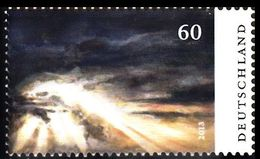 2013Germany3044Mourning Mark - Unused Stamps