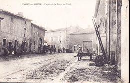 PAGNY-sur-MEUSE - Entrée De La Route De Toul  -247- - France