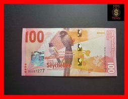 SEYCHELLES 100 Rupees 2016  P. 50   UNC - Seychelles