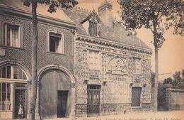 BEAUVAIS, France,1910-1920s, Facade De La Manufature De Gres Ch, Greber - Beauvais