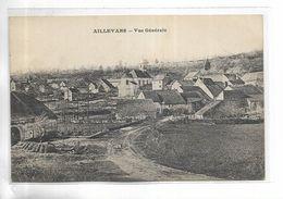 70 - AILLEVANS - Vue Générale - Francia