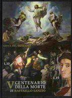 V Centenario Della Morte Di Raffaello Sanzio - Vaticano (Ciudad Del)