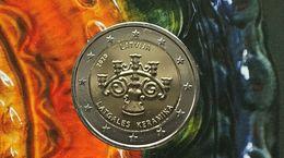 Latvia 2 Euro Coin 2020 UNC Commemorative Latgalian Ceramics - Letonia