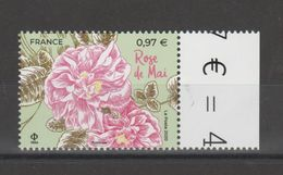 """FRANCE / 2020 / Y&T N° 5402 ? ** : """"Nature"""" (Rose De Mai) De Feuille X 1 BdF D - Frankreich"""