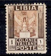 Libye Italienne YT N° 53A Dentelé 11 Neuf *. B/TB. A Saisir! - Libya