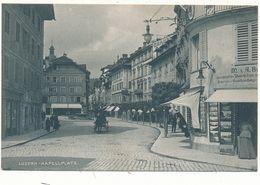 LUZERN, LU - Kapellplatz - LU Lucerne