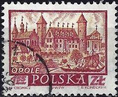Poland 1960 - Mi 1212 - YT 1064 ( Historic Town : Opole Castle ) - 1944-.... République