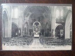 LAMBERSART- CANTELEU  Intérieur De L'église - Lambersart