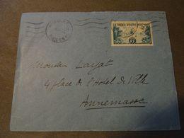 LA FRANCE D OUTRE MER 1945 Lettre Du 27/9/45 - France