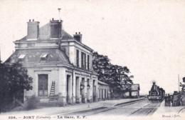 14 - Calvados - JORT - La Gare - Autres Communes