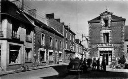 Nort Sur Erdre * Rue Des Martyrs Du Maquis *  Café Tabacs * Boulangerie - Nort Sur Erdre