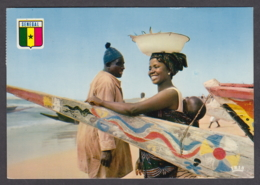 114653/ KAYAR, Marchande De Poissons - Senegal