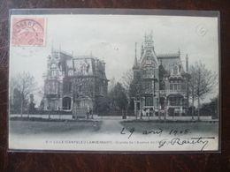 LAMBERSART- CANTELEU  Chalets Et Avenue De L'hippodrome - Lambersart