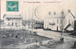 23 CREUSE Evaux Les Bains - Vue Générale De La Gare - Evaux Les Bains