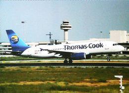 AIRBUS A320-231 (OO-TCC)- AERODROME PALMA DE MALLORCA  (Avion Aircraft Flugzeug) - Aerodrome