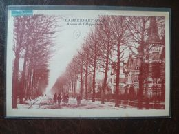 LAMBERSART- CANTELEU  Avenue De L'hippodrome - Lambersart