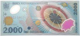 Roumanie - 2000 Lei - 1999 - PICK 111a - NEUF - Rumänien