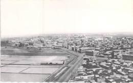 Afrique Noire - DJIBOUTI : Panorama De La Ville E  CPSM Dentelée Noir Blanc Format CPA 1954 - Black Africa - Djibouti