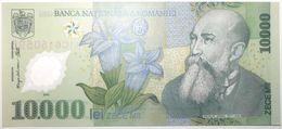 Roumanie - 10000 Lei - 2001 - PICK 112a.2 - NEUF - Rumänien