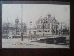 LAMBERSART- CANTELEU  Le Pont De L'hippodrome - Lambersart