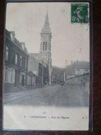 LAMBERSART- CANTELEU  La Rue De L'église - Lambersart