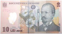 Roumanie - 10 Lei - 2013 - PICK 119i - NEUF - Rumänien