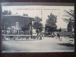 LAMBERSART- CANTELEU  Place De L'amiral Courbet - Lambersart