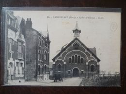 LAMBERSART- CANTELEU  L'église Saint Gérard - Lambersart