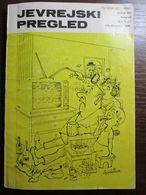 Jewish Review / Printed In Belgrade 1990 - Livres, BD, Revues