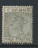 CYPRUS, Postmark MORPHOU - Chypre (...-1960)