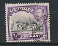 CYPRUS, Postmark PEDHOULAS - Zypern (...-1960)